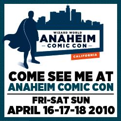 Anaheim Comic Con