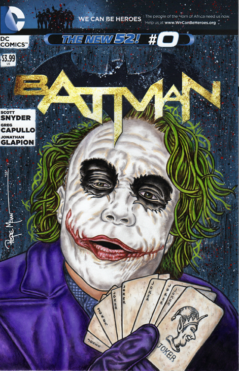 Joker Cards Sketch Cover01A