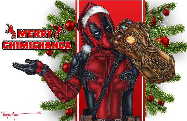 Deadpool-Merry-Chimichanga