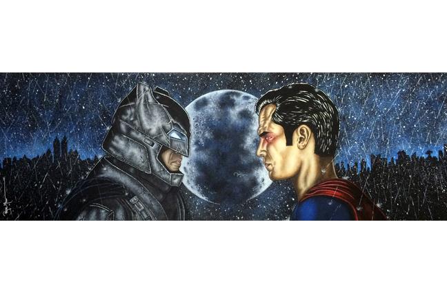 Bat vs Sups