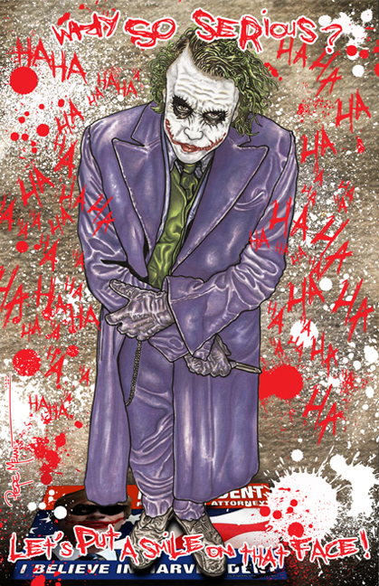 Why So Serious Joker