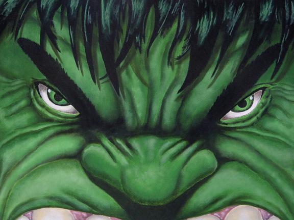 hulk-painting
