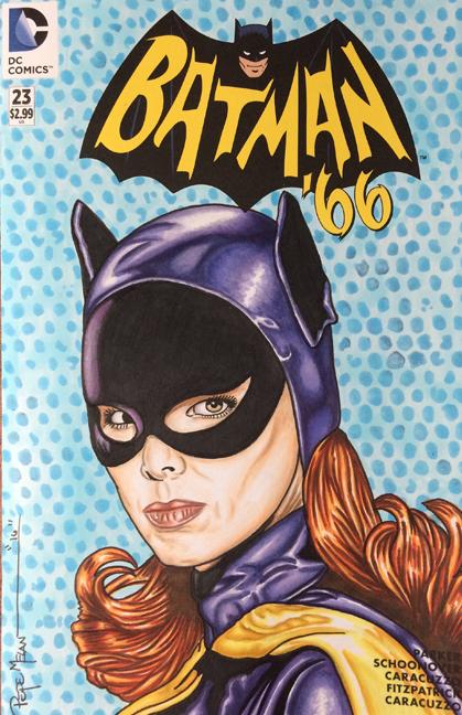 Batman 66 Batgirl