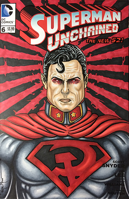 Superman-Unchained-Red-Son
