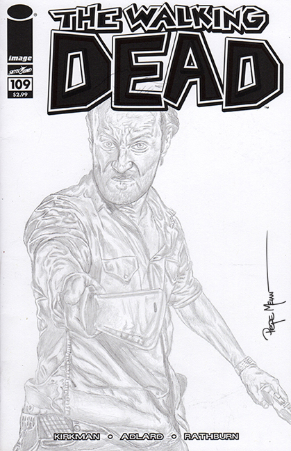 Walking-Dead-Rick-Pencils