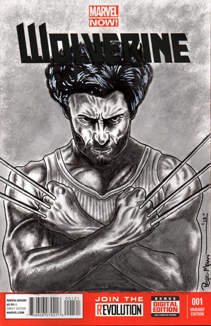 Wolverine B&W