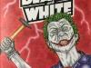 Batman Black & White Joker