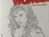 Wonder Woman Pencils