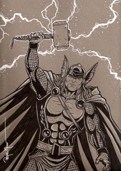 Thor Toned
