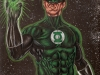 Green Lantern Toned