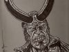 Hellboy Toned