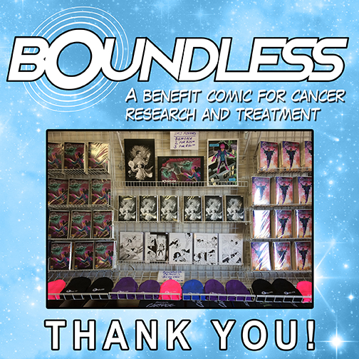 Boundless Art Project