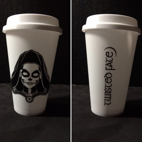 2021 Twisted Fate Coffee Mug
